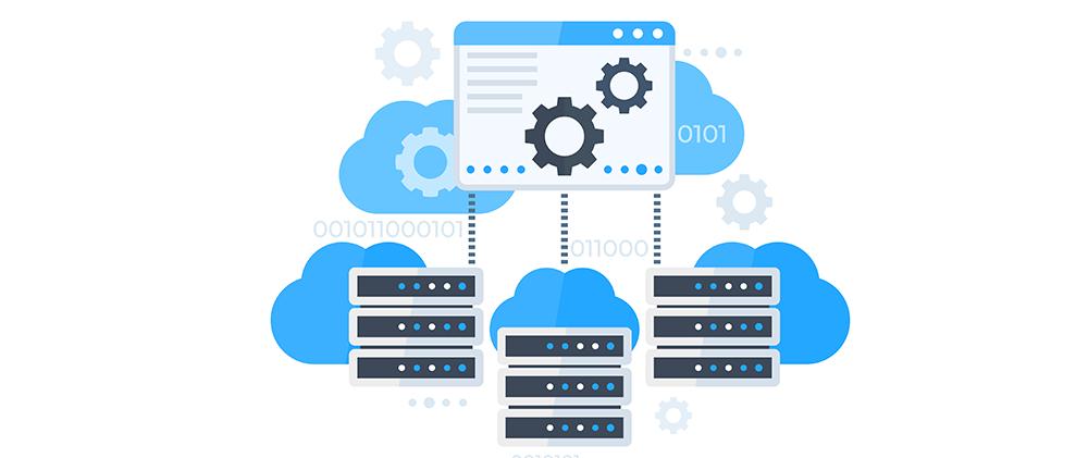 Cloud Servers form a cluster